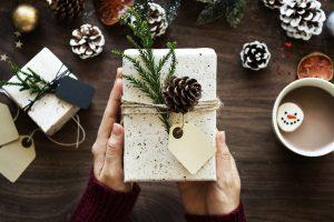 Nákupy dárků
